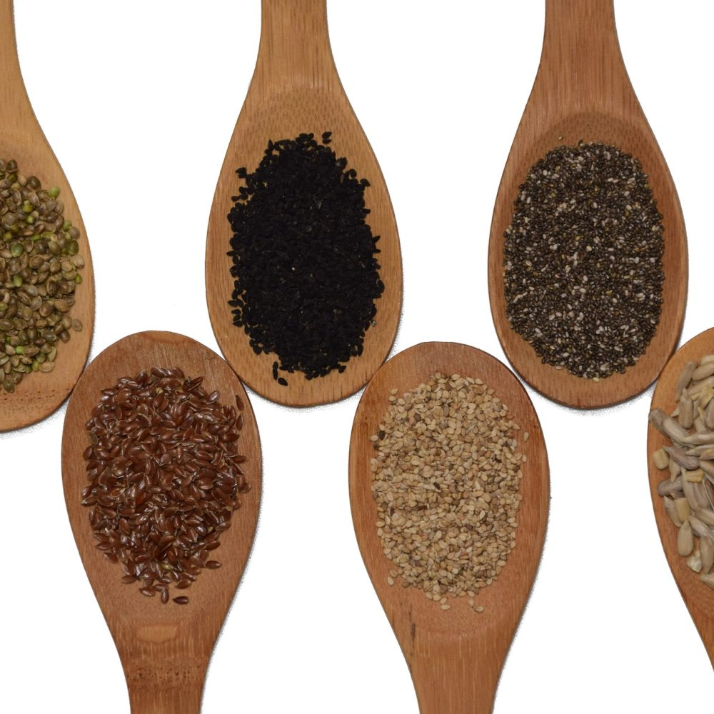 The healing power of seeds